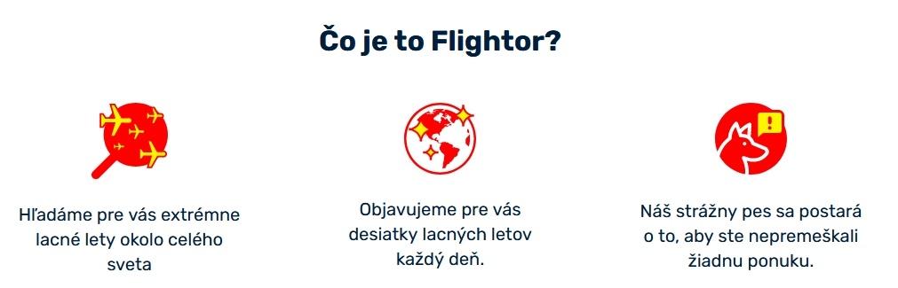 čo je to flightor