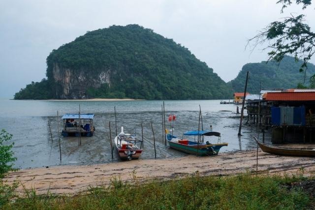 pulau tuba fishing