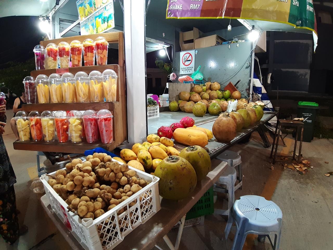 ovocné smoothies