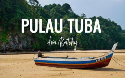 Ostrov Pulau Tuba – nedotknutá Malajzia (1.časť)