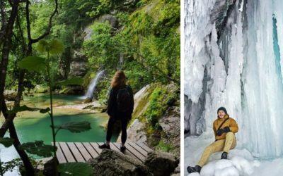 Najkrajšie vodopády sveta podľa slovenských dobrodruhov + anketa